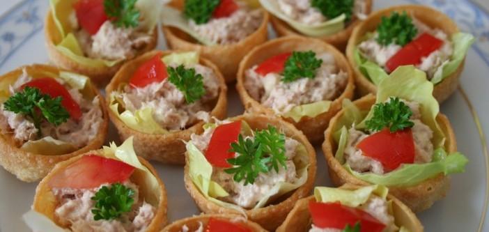 Magnifiek kleine hapjes en aperitiefhapjes met groenten, kaas of vlees | Het #BL42