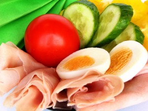 diet ham