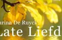 Karina De Ruyck stelt 'LATE LIEFDE' voor