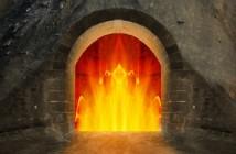 5 poorten naar de hel